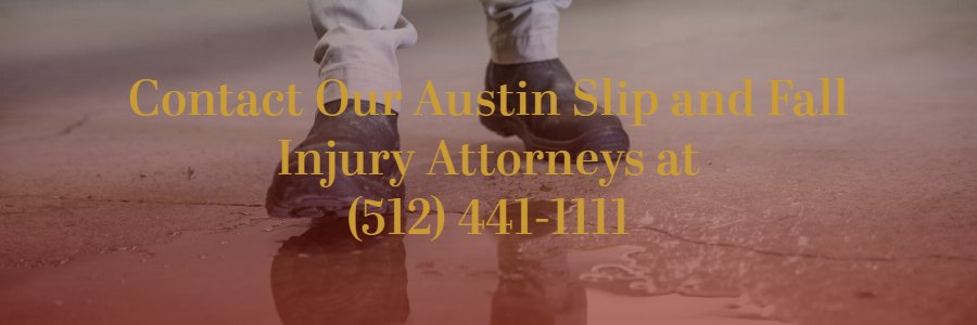 Austin slip and fall injury lawyers