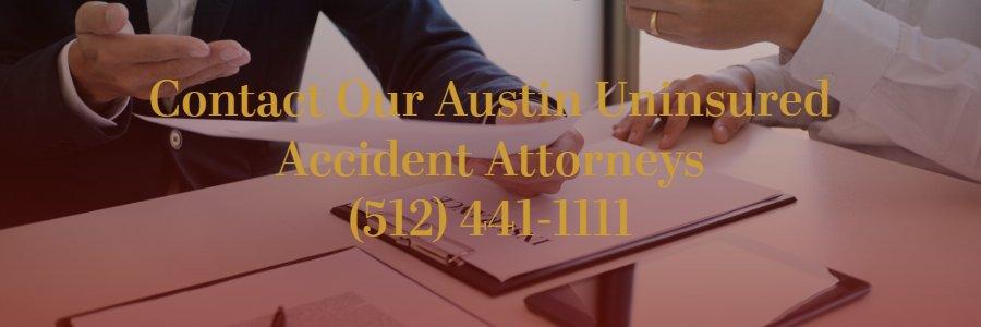 Austin under insured accident attorneys