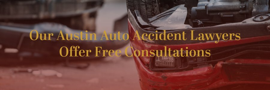 Austin TX auto accident attorneys